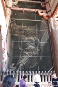 東大寺阿吽像(吽)